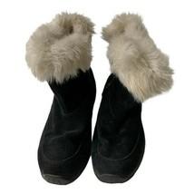 Sorel boots Northern Lite Zip black Women's 9.5 - $48.51