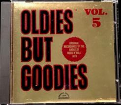 Oldies But Goodies Vol 5  (CD) - $2.25