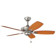 Kichler 300107NI Canfield Ceiling Fans Brushed Nickel - $199.00