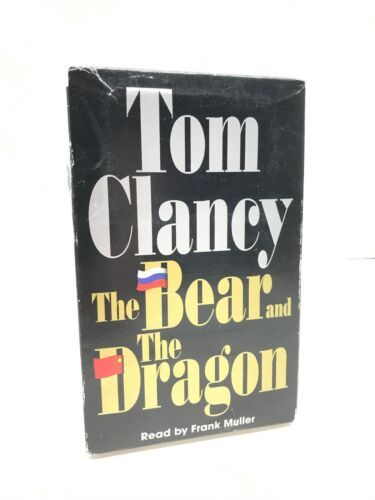 Primary image for Tom Clancy: The Bear and the Dragon by Tom Clancy (2000, Cassette, Abridged)