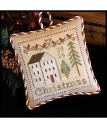 CLEARANCE 2016 Christmas Ornament cross stitch ... - $4.00