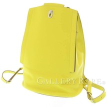 HERMES GR24 Evercolor Lime Backpack France 2017 #A Authentic 5478552 - $5,957.75
