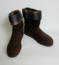 Muk Luks Womens Boots Shoes The Original Brown NWT Size 8 - $49.45
