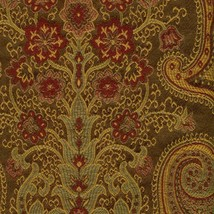 Kasmir Barrowgate Mocha Traditional Floral Damask Upholstery Fabric 4 yd... - $69.16