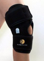 Corflex Cryo Pnuematic Knee Orthosis W/Hinge - w/ROM Hinge - One Gel Pack - $159.99