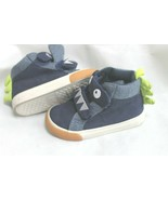 baby GAP SIZE 5 Boys' Shark HIGH TOP SNEAKERS SHOES  - $19.80