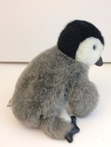 """Folkmanis 10"""" Plush Full Body Penguin Puppet Teacher's Aid Play Therapy GUC - $11.58"""