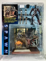 Todd McFarlane's Spawn The Movie Final Battle  PLAYSET  NIB - $23.51