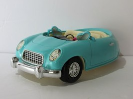 2004 Mattel Turquoise Mini Three-Wheeled Car  - $18.81