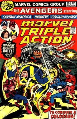 Marvel Triple Action, Edition# 29 [Comic] [May 01, 1976] Marvel