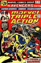 Marvel Triple Action, Edition# 29 [Comic] [May 01, 1976] Marvel - $4.89