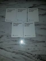 Cards Against Humanity Pax 2013 Promo 12/44 - $5.00