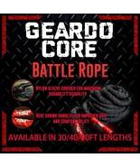 GEARDO CORE Battle Rope Poly Dacron Exercise Undulation Ropes Gym Muscle... - $52.46+