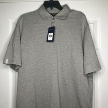 New Polo Golf Ralph Lauren SS Gray Polo Shirt Size Large $89 - $45.53