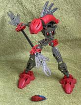 "LEGO Bionicle, 8592 - Red Rahkshi, "" TURAHK "" Complete * Includes Kraata... - $11.99"