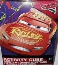 Brand New Disney Pixar Cars 3 Activity Cube F-149 - $9.09