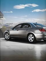 2006 Acura RL sales brochure catalog 06 US Legend SH-AWD - $10.00