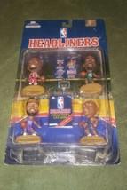 1996 Corinthian NBA 4 pack Headliners Malone, Kemp, Rodman, Barkley - $7.92