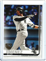 2019 Topps Series 2 Eloy Jimenez 150 Gold Foil Stamp Rookie RC 670 - $24.75