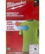 Milwaukee 410HV-S WorkSkin Lightweight Work Shirt Small USA - $19.80