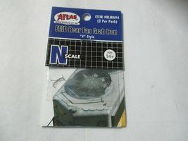 "Atlas # BLMA94 END Rear Fan Grab Iron ""V"" Style 3 per Pack  N-Scale image 5"