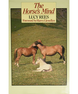 The Horse's Mind : Lucy Rees : VG Hardcover  @ - $29.95