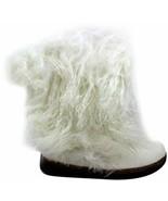 Bearpaw Boetis II 2 White 1294W/White Women's Size 5 - $130.00