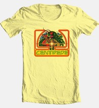 Centipede T-shirt retro 1980's arcade video game vintage 100% cotton graphic tee image 1