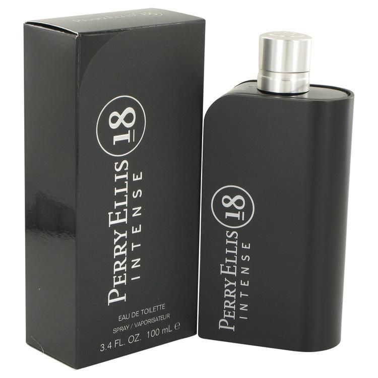 Primary image for Perry Ellis 18 Intense by Perry Ellis Eau De Toilette Spray 3.4 oz Great price a