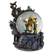 Wizard of Oz Haunted Forest Water Globe San Francisco Music Box Company - $76.72
