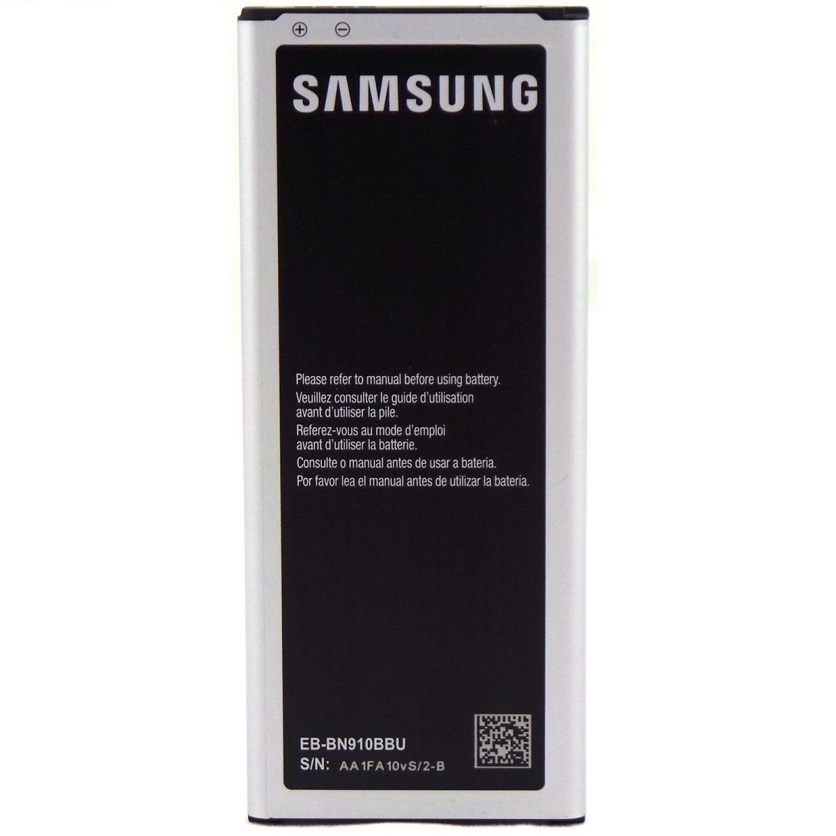 Primary image for Samsung Galaxy Note 4 Li-ion 3.85V 12.40Wh Battery EB-BN910BBU 3220mAh SM-N910