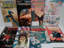 FCBD 2020: SPIDER-MAN, RIVERDALE, ZOO PATROL, BATMAN - 8 BOOKS - FREE SH... - $23.38