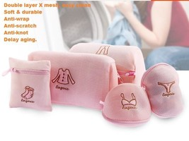 Fine thickened Double Mesh Laundry Bag Bra Unde... - $1.96 - $13.84
