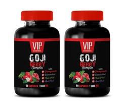 goji berry weight loss - Goji Berry Extract 1440mg - vitamin C capsules 2B - $22.40