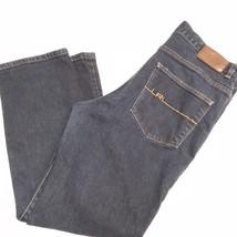 Lauren Jeans Co. Size 12 Classic Straight Blue Jeans Green Label - $23.65