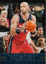 Marcin Gortat Panini 13-14 #105 Washington Wizards Orlando Magic Phoenix... - $0.20
