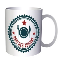 New Best Restaurant Art 11oz Mug m307 - $10.83
