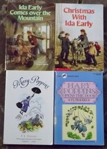 4 books Ida Early Comes Over the Mountain, Mary Poppins, Mary Poppins Opens the - $6.00