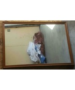 Declaration by Drexel Walnut Finish Wall Mirror - EXCELLENT COND - MID-C... - $593.99