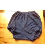 girls vintage school uniform knickers- cherub navy blue age size 14yrs - $45.00
