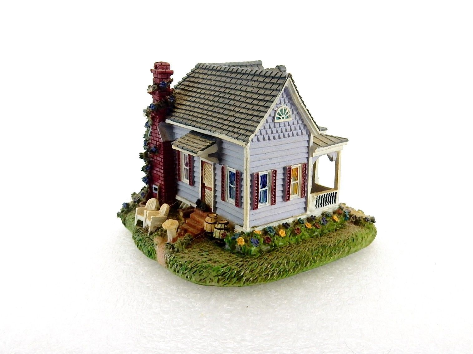 Liberty Falls Village, 2001, Palm Readers Cottage AH234, Americana Collection