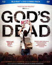 God's Not Dead [Blu-ray + DVD]