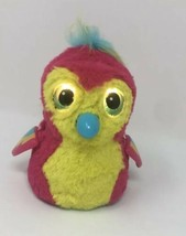"Hatchimals Pink Yellow Blue Penguala Penguin 5"" Interactive Pet Toy No E... - $18.54"