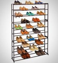 Large Freestanding Shoe Rack Entryway Organizer... - $69.65