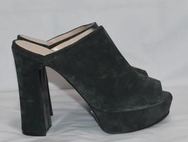 Kenneth Cole New York Brendan Open-Toe Heel, Women's Size 10 M, Green $350 - $350.00