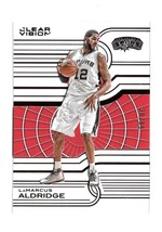 2015-16 LaMarcus Aldridge Panini Clear Vision Red /99 - San Antonio Spurs - $1.19