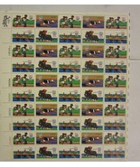 US postage stamp lot # 1791-94 MOSCOW SUMMER OLYMPICS MNH FULL SHEET CV ... - $7.91