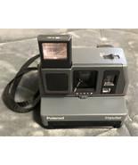 Vintage POLAROID Impulse 600 Plus Instant Film Camera w/ Pop-Up Flash - $15.83