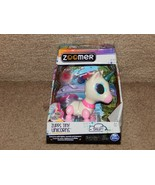 New! Zoomer Zupps Tiny Light-Up Horn Unicorns Figure Dream 4+ Free Shipping - $19.79