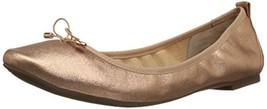 Jessica Simpson Women's Nalan Ballet Flat, Penny, 7.5 Medium US - $37.92